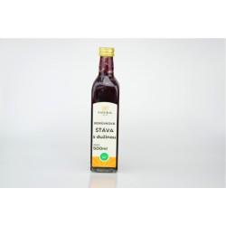 Borůvková šťáva s dužinou - Natural 500ml