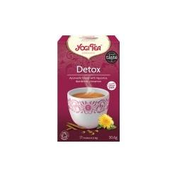 Bio Detox Yogi Tea 17 x 1,8 g