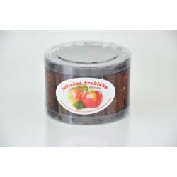 Jablečné trubičky s čokoládovou polevou dóza - Trutna 450g