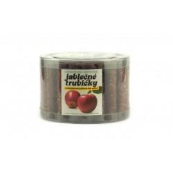 Jablečné trubičky s čokoládovou polevou Trutna - dóza 450g
