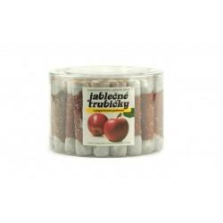 Jablečné trubičky s jogurtovou polevou Trutna - dóza 450g